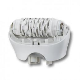 81533164 Testina epilatrice larga Braun  Silk Epil 7 - 9 bianca