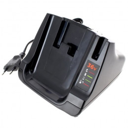 90616337-01 Caricabatterie Black Decker per Tagliasiepi, Tagliaerba, Elettrosega e Soffiatore
