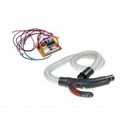 49026431 Kit scheda + tubo aspirazione flessibile aspirapolvere Hoover Freemotion Sensory Silent Purepower