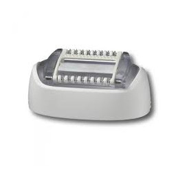 67030944 Cappuccio testina standard bianco trasparente per Silk Epil serie 5376 5377 5378 Braun