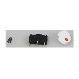 AT4026006520 Kit interruttore con pulsante per macchina del caffè Moka Aroma Espresso 1337 Ariete