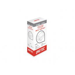 8561 Kit ricambio 10 Sacchetti + 1 Filtro pre motore per scopa elettica Piuma Imetec
